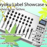 Denryoku Label Showcase vol.2のお知らせ