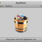 AppDeleteでMacにインストールしたアプリケーションをきれいに削除する