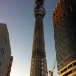 tokyo – oshiage – asakusa – ginza