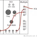 Multipleで信号を分岐またはミックスする方法