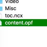 KindleでリジェクトされたEPUBファイルのチェックすべき点