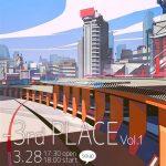 -3rd Place vol.1 @ 落合soup 2015.3.28