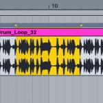 Ableton Liveのアレンジメントビューでグリッドを無視して編集する方法