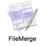 【Mac】Xcode付属のファイル比較ソフトFileMerge
