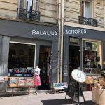 パリのレコード屋 BALADES SONORES