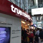 バンコク・スワンナプーム空港でtrueのSIMを手にいれる