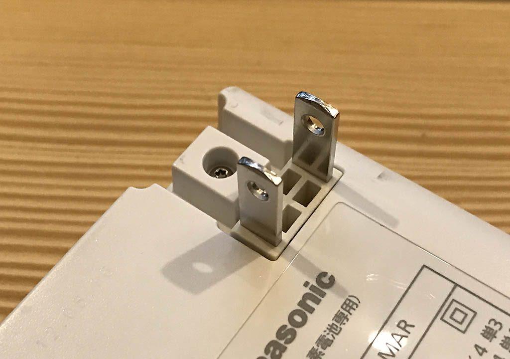 envelop充電器プラグ