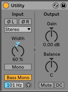 Bass Mono
