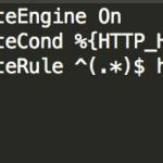 Coreserverでwww付きURLをwwwなしのURLに301リダイレクトするための.htaccessの書き方