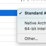 【openFrameworks】macOS High Sierraでプログラムをビルドするときにエラーが出る場合の対策