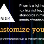 WordPressでシンタックスハイライトするのにPrismを使う
