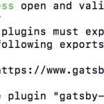 gatsby-plugin-page-transitionsはv2対応してないのでビルドが通らない