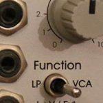 モジュラーシンセサイザーのVCAの仕組み