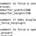 Raspberry PI 3からHDMI出力されないのを修正する方法