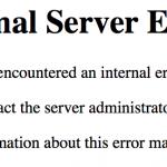 CoreserverでRubyを実行した時にエラーが出る場合の確認事項